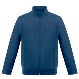 Boys jacket deep blue sea