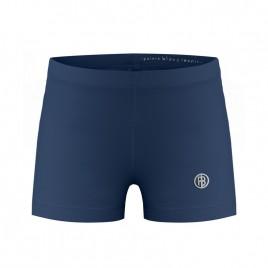 Girls stretch shorts oxford blue