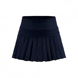 Girls skort oxford blue