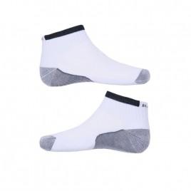 Girls tennis socks white/oxford blue