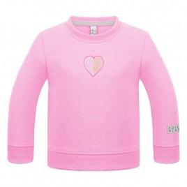 Girls cotton sweatshirt