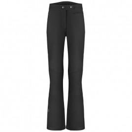 Womens black stretch ski pants