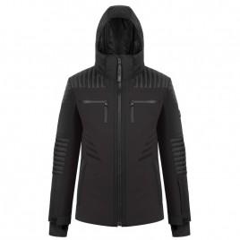Mens black stretch jacket