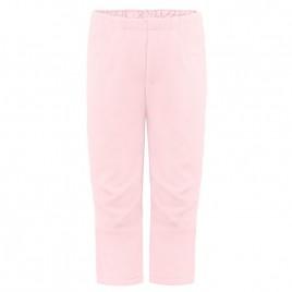 Girls fleece pants angel pink
