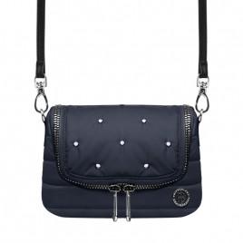 Belt bag rivet gothic blue