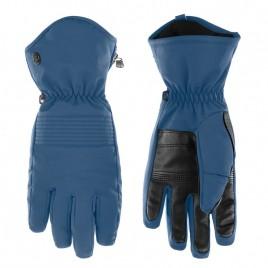 W20-0870-WO Stretch Ski Gloves twilight blue M