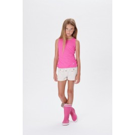 Girls eco active light top lady pink