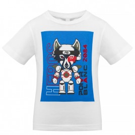 S21-4410-BBBY T-SHIRT white/king blue 7 years